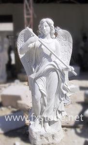 Marmeren Standbeeld (mst-004)
