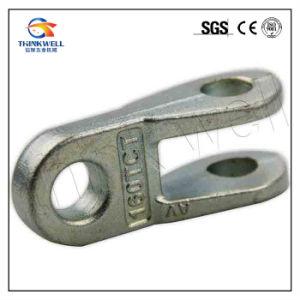 Piezas de forja poste de acero de la transmisión de la Línea de Montaje u tipo tornillo