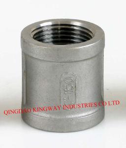 Accoppiamento filettato dell'acciaio inossidabile