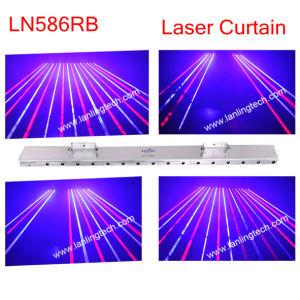 Жир лазерного луча шторки / лазерные приборы освещения (LN580РБ)