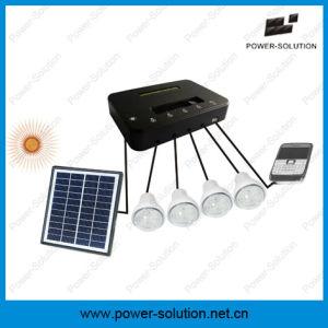 太陽ホーム照明装置は電話充電器との8時間4部屋を明るくすることができる