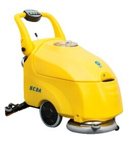 Scrubber automatico con Battery (SC3A)