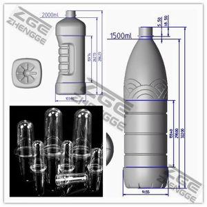 打撃のびんの鋳造物の製造業者のプラスチックにびん詰めにすることおよび成形機