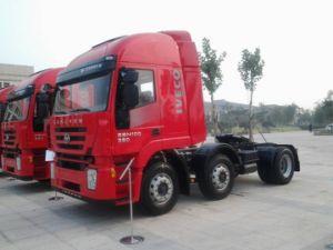 판매를 위한 중국 Iveco Genlyon Tracto 트레일러 트럭