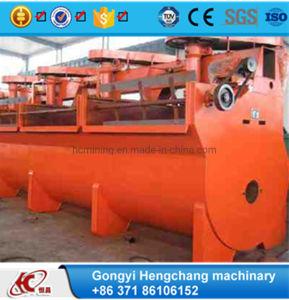 Gold/Copper /Ferro /Tin Fluorite minério/Mineração Máquina de flotação de atualização separada