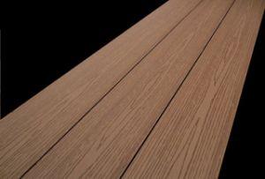 Decking composto plástico de madeira (HO03145)