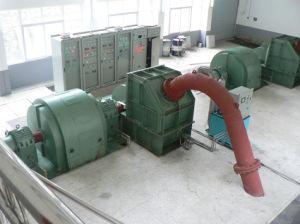 Фрэнсис турбины и генератора в электростанции