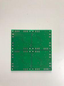 30マイクロインチの金指PCB、Fr4 PCB、太陽運動制御PCB Baardの多層PCBのボード