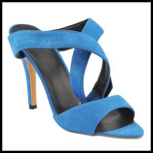 Nouveau mode d'arrivée haut talon Mesdames sexy sandales