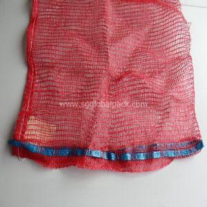 De PP de cebola L-Saco de malha de costura