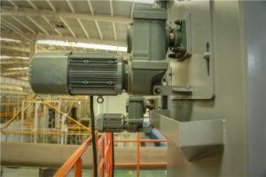 Спиральная пружина Shot Постепенное расплющивание машины дробеструйная очистка машины для повышения надежности системы автоматической установки пружины