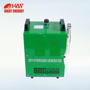 Pezzo fuso di investimento della cera del generatore del gas di colori marrone