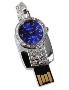 セリウム、RoHSのFCC/Promotionalの腕時計のギフトのメモリ駆動機構(L-004)