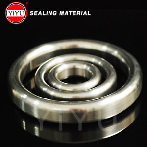 L'anneau ovale joint mixte Inc625 SS316