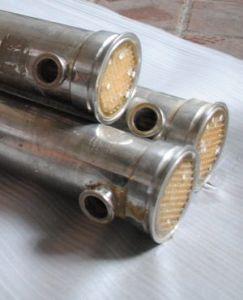 Rostfreie überzogene RöhrenStahlmembranfiltration