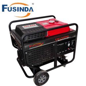 Puissant moteur V-Twin 22HP 10kw générateur à essence avec des roues