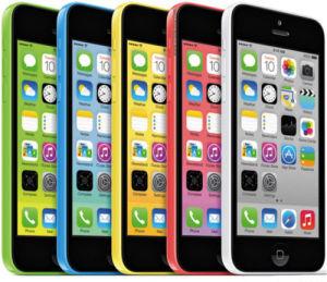 Originele New Phone 5c 16GB 32GB Mobile/Cell/Smart/Telephone Phone