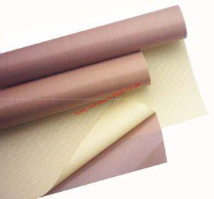 Высокая температура тефлоновую липкую ленту с покрытием бумаги