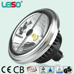 Diamant Quality TUV Approval PF>0.92 15W Dimmable GU10 LED Spotlight