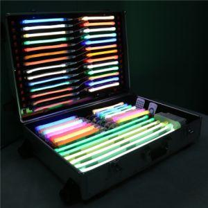 Tela portable del color de la hebra del caso de la versión parcial de programa de 6 funciones mini LED