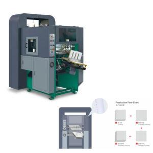 Cwh-4500 Punzonadora automática de papel para el libro de ejercicios