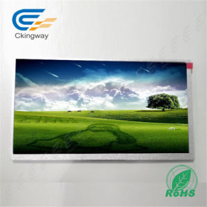 8  40pin de Vertoning van de Interface TFT LCD van Lvds van de Schakelaar