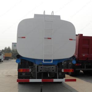 HOWO 25m3容量燃料またはオイルの輸送タンクかタンク車