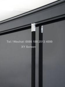 80-200 Alr Edgeless Écran de projection à châssis fixe avec le tissu de lumière ambiante