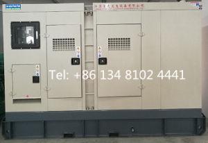 Лучшее предложение 100квт/125ква звуконепроницаемых генератор/мощность генератора Shangchai дизельного двигателя
