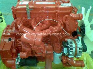 Isde160 30 de 118kw/2500rpm Originele Dieselmotor van Cummins voor de Bus van de Vrachtwagen
