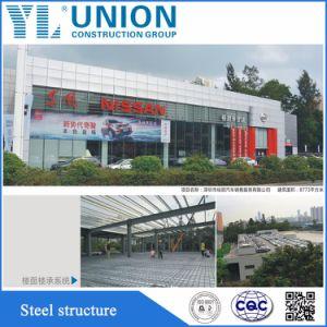 De prefab Winkel van de Auto van de Garage van het Werk van het Staal of van de Structuur van het Staal in China
