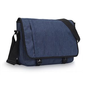 Легкий мужчин ЭБУ подушек безопасности устойчивы к царапинам 15 ноутбук Сумка почтальона
