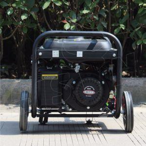 バイソン2kw 2kVA小さい48V DCの携帯用ガソリン発電機