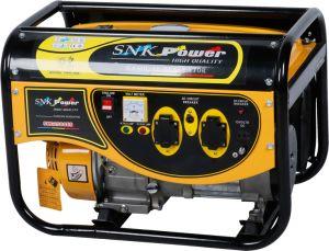 3kw Venta caliente 100% Portátil Cable de cobre de generador de gasolina.