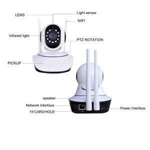 無線保安用カメラの赤ん坊のモニタのOnvif IPのカメラのセキュリティシステム1MPの赤外線カメラ720pのドームのカメラ