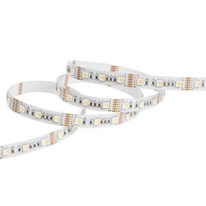 Banda flessibile 5050 12V RGB degli indicatori luminosi di striscia di SMD 5050 LED LED con Ce RoHS