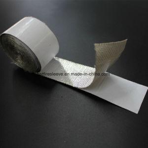 Résistantes à la chaleur rayonnante du ruban isolant en fibre de verre aluminé