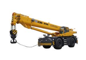 Funzionario di XCMG gru Rt100 del terreno di massima da 100 tonnellate