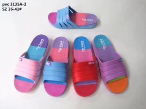 Nuevo estilo de zapatillas de mujer Zapatos Zapatos de interior (YG3135-2)