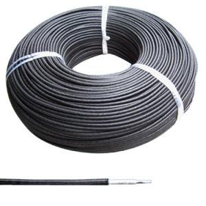 UL 3122 силиконового каучука изолированный провод оплеткой из стекловолокна