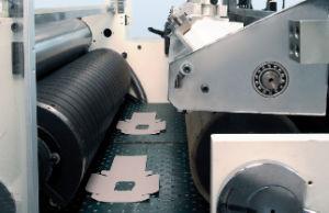 Alberino-Premere la macchina di rattoppatura della finestra dell'imballaggio Rt600 della casella
