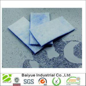 Azul y Blanco Pad/Filtro de polipropileno relleno de filtro de pulido