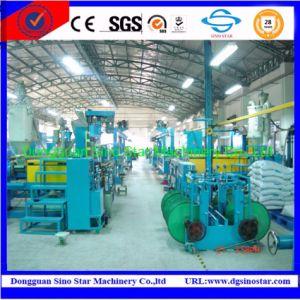 L'extrusion de câble de la machine pour l'extrusion PVC Matériaux PE