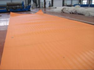 Orange Gelb-Polyester-Entschwefelung-Filterstoff