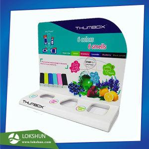 Forme de l'acrylique peuplements d'affichage pour les produits cosmétiques, personnalisé le commerce de détail de l'acrylique cosmétique Fabricant d'affichage de la Chine