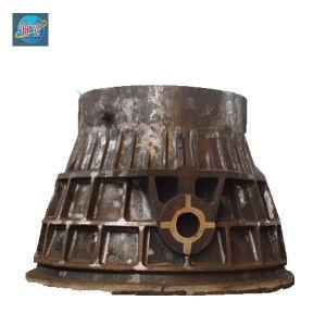 大きい砂型で作るOEMのスラグ鍋