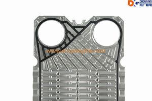 Todas as marcas de peças sobressalentes de substituição do permutador de calor, Placa de trocador de calor, a junta do permutador de calor