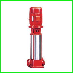 Vertikale Feuerlöschpumpe mit elektrischem Motorantriebs