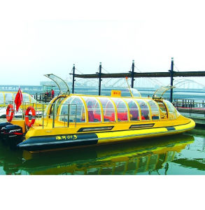 Grandsea 9,8 m/32ft 28personnes PRF Taxi de l'eau en fibre de verre ferry-boat pour la vente