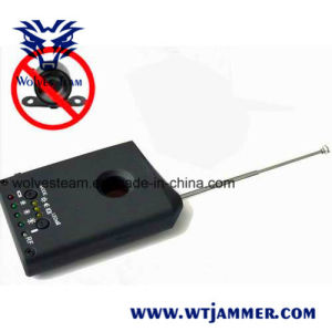 Lente/RF Detector Multifunción de error